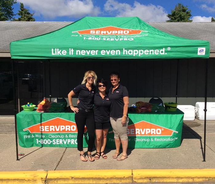 19th Annual SERVPRO Golf Outing