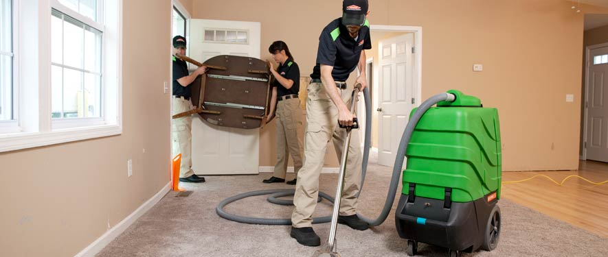 Northwest Grand Rapids, MI residential restoration cleaning
